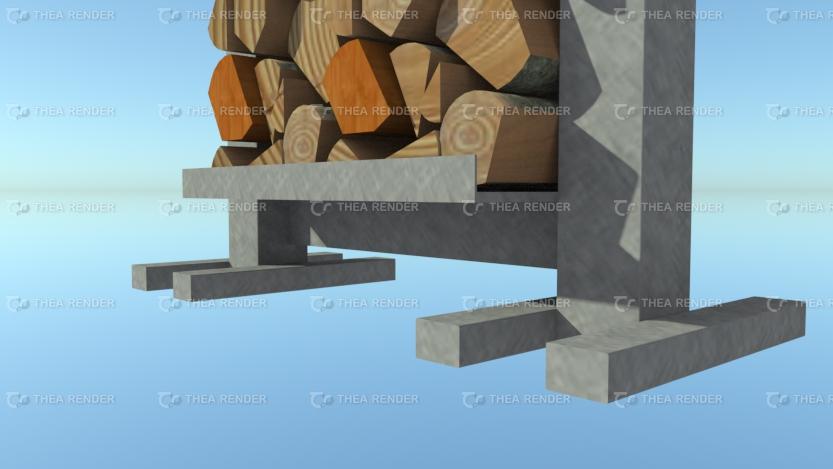 Brennholzständer3-Szene 2