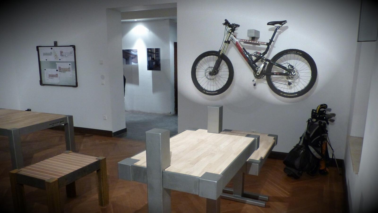 Fahrradhalter 2