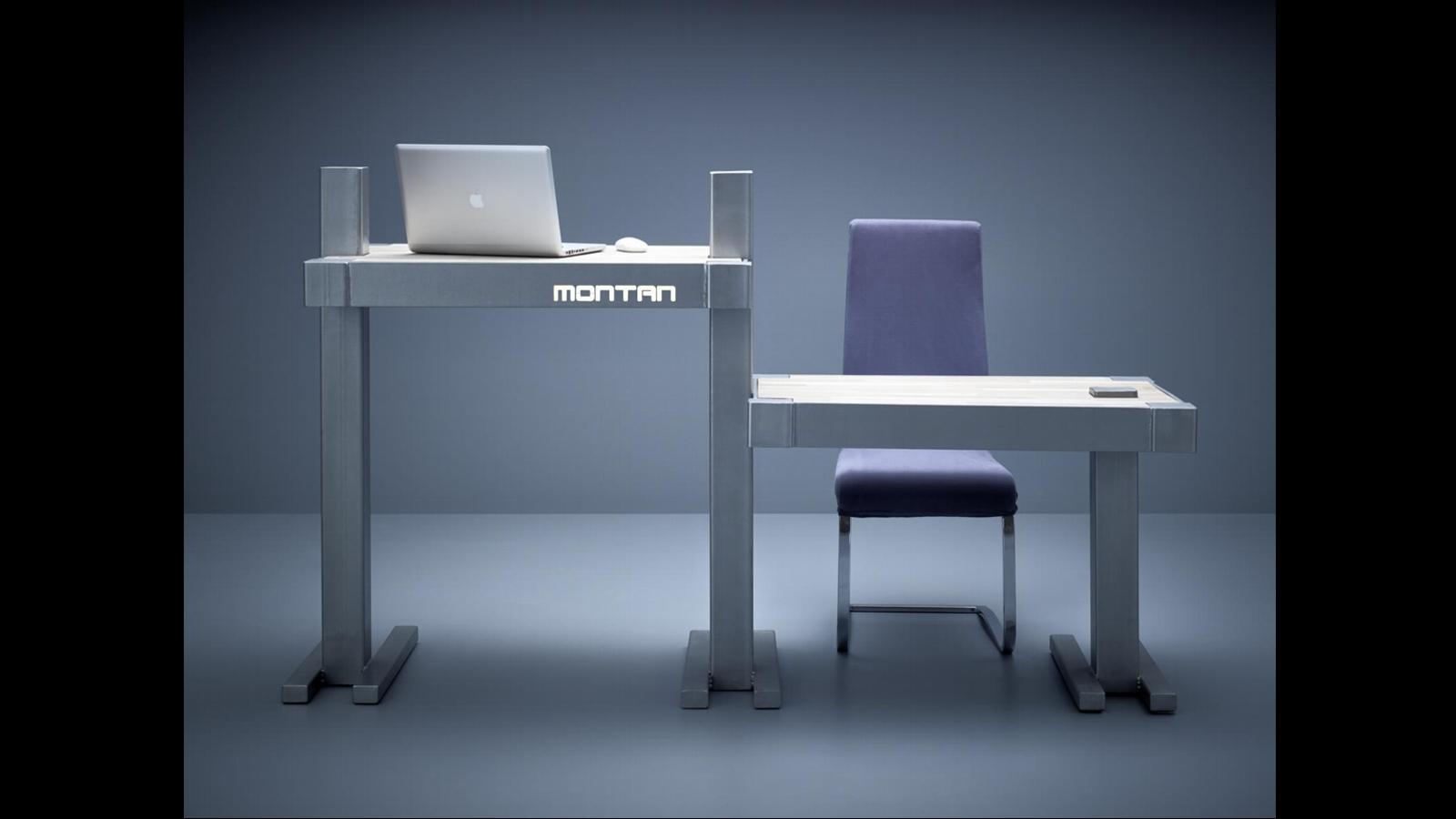 MONTAN Schreibtisch