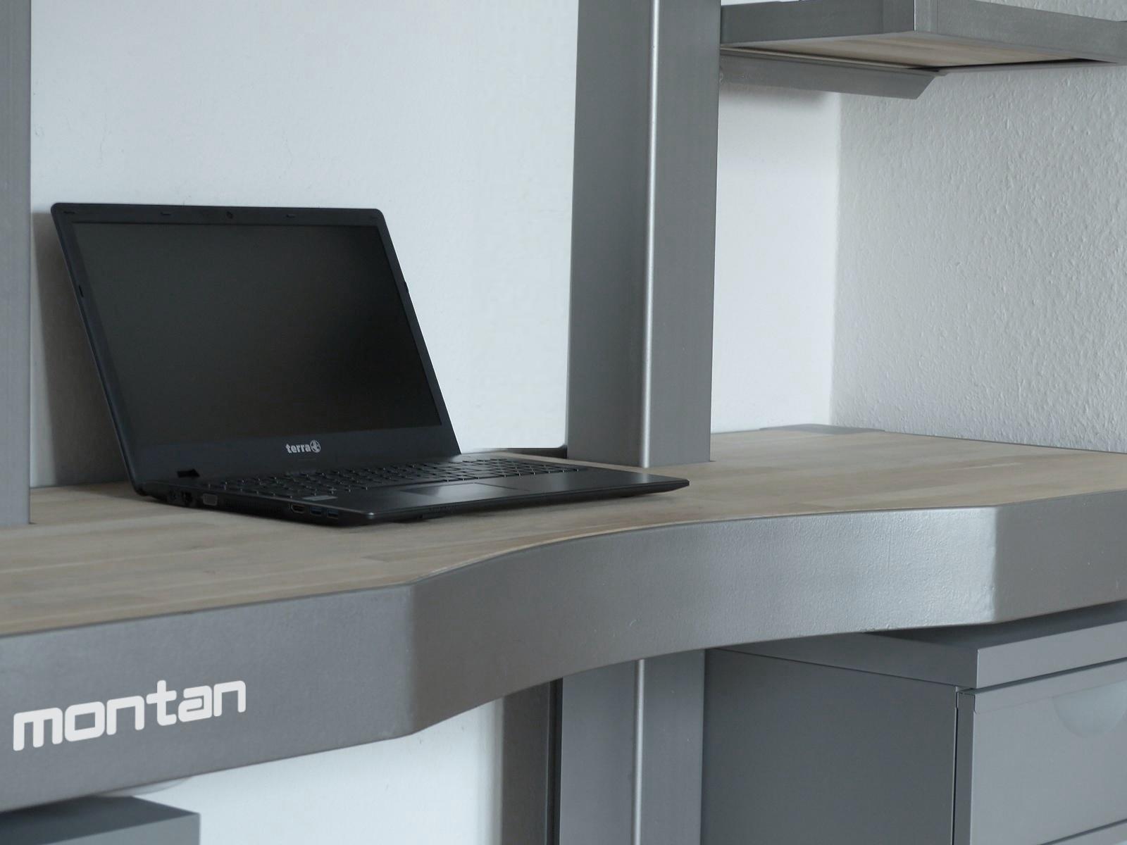 MONTAN Schreibtischregal Bearb 2